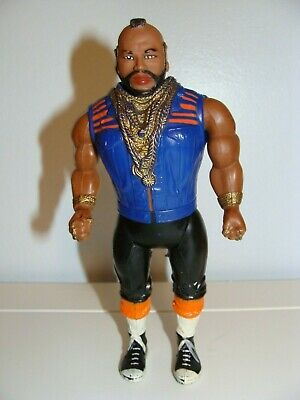 """1983 Mr T Action Figure 6"""" Galoob A Team Cannell Vintage"""