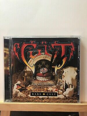 Pre-owned ~ Best of Rare Cult by The Cult (CD, 2000, Beggars Banquet
