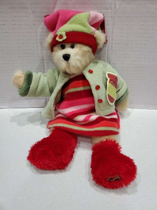 """TS Trade Secret 16"""" Plush Bear Holly 2005 with Tag"""