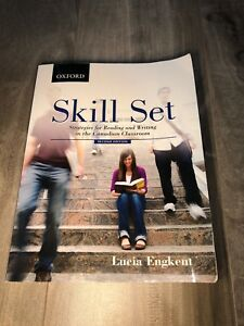 Skill set by Lucia Engkent