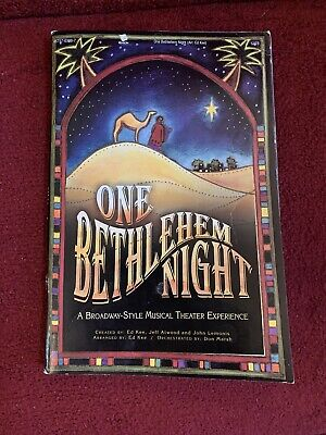 One Bethlehem Night A Musical Song Book