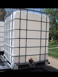 Wanted Water Tank