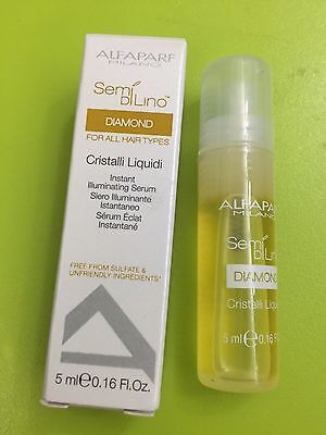 Alfaparf Semi Di Lino Critalli Liquidi diamond illuminating Serum 5ml