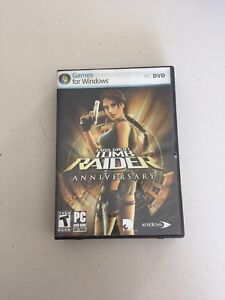 Jeu d'ordinateur: Tomb Raider
