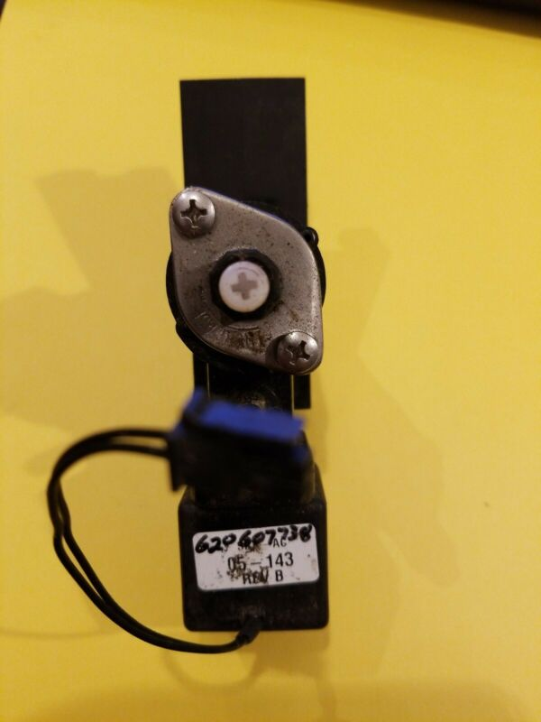 Cornelius Flavorfusion Valve Assy Grappa Syrup 620607738 COR1041567 620313709
