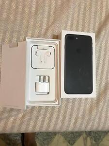 Iphone 7Plus 256g Matte Black.Used 1 Week Old Cabramatta West Fairfield Area Preview
