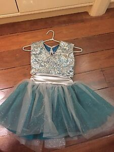 Girls - sparkly Weissman dance costume South Perth South Perth Area Preview