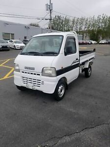 2000 Suzuki Carry 600 Dump Body
