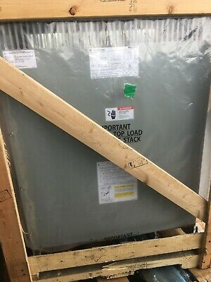 Ge 9t10c1005 Transformer 112.5kva 3p Cu 480-208y120 150c Doe New