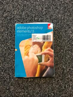 Adobe photoshop elements 13 unused