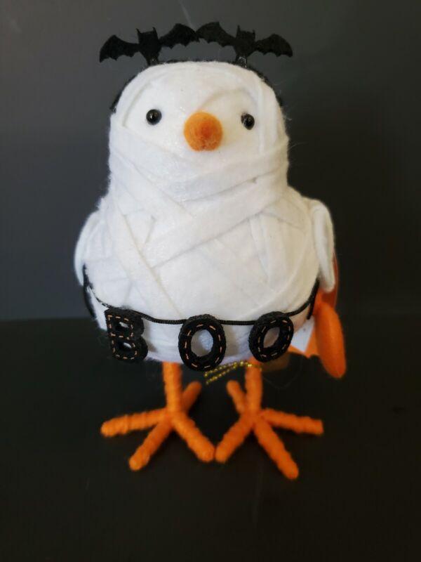 Hyde and Eek! Target Halloween 2021 Featherly Friends Fabric Mummy Bird Gauzy