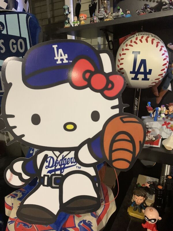 Hello Kitty Dodger Prop