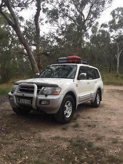 2000 Mitsubishi Pajero 4x4 Automatic Backpacker Car