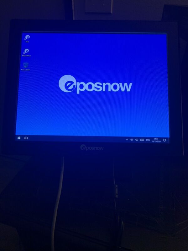 Eposnow Pos Sysytem Pro-c15 Touch Screen Point Of Sale