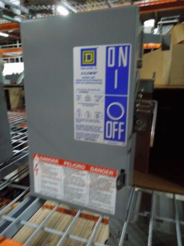 Square D Pq3606gra 60a 3ph 3w 600v Fusible I-line Busplug New Surplus In Box