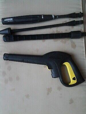 karcher trigger gun and lances