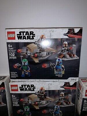 LEGO 75267 Star Wars Mandalorian Battle Pack Set