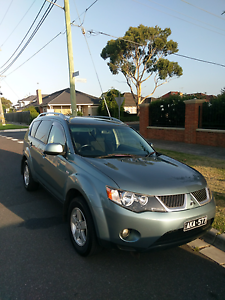 2007 Mitsubishi Outlander VR Pascoe Vale Moreland Area Preview