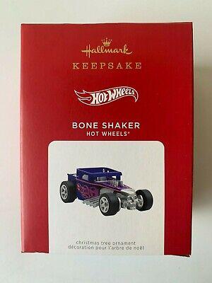 2021 Hallmark Keepsake Ornaments Bone Shaker (Hot Wheels)