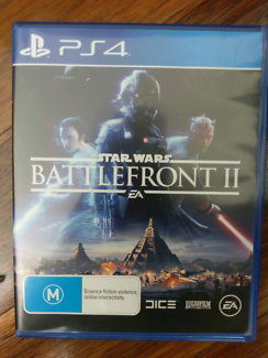 Star Wars Battlefront 2 Ps4 Game Auburn Auburn Area Preview