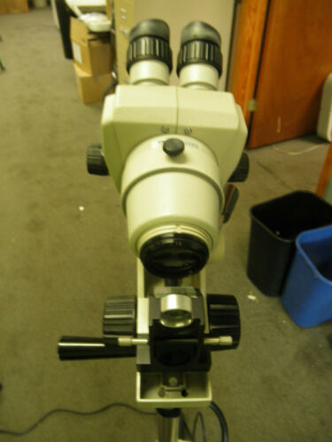 Wallach ZoomStar ZoomScope Colposcope Microscope System