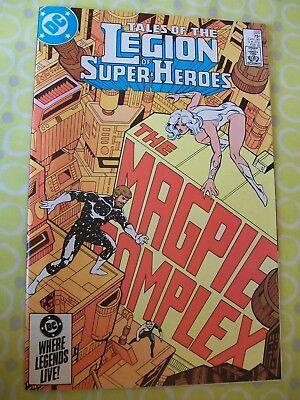 Tales Of The Legion of Super-heroes 320 DC 1985 Levitz  Newell Jurgens Kesel