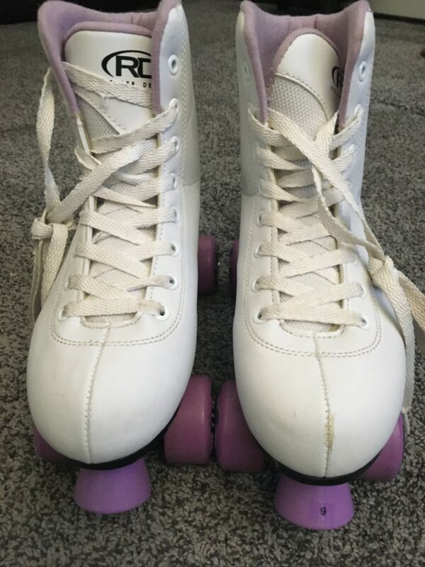 Roller Skates Boots Star 600 Quad Freestyle Women