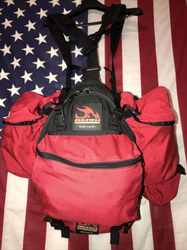 Eaglegear Wildland Firefighting Pack Complete Great Condition!!
