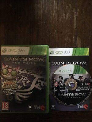 Jeux Video Saint Row 3 Xbox360 Version Français