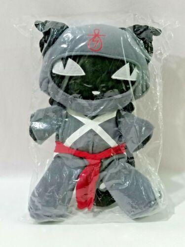 Emily the Strange Ninja Kitty Plush Doll Toy L
