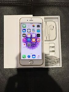 APPLE IPHONE 6 64GB GOLD UNLOCKED QUICK SALE Liverpool Liverpool Area Preview
