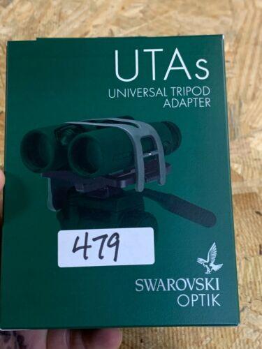 SWAROVSKI UNIVERSAL TRIPOD ADAPTER UTA FOR ALL NL, EL, AND SLCs - MODEL # 49185