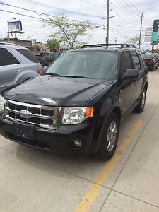 2008 Ford Escape XLT Limited