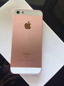 iPhone SE....3 months old!