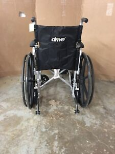 Wheelchair  New. perfect condition.