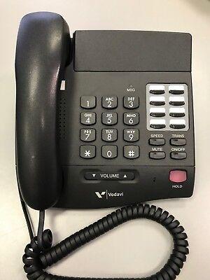 Vodavi Xts 3011-71 8-button Enhanced Key Telephone Lot Of 8