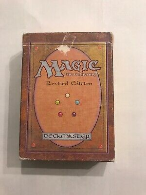Magic The Gathering: 3rd Edition Starter Pack Opened Box