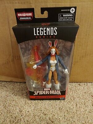 SPIDER-MAN MARVEL LEGENDS SERIES 6-INCH MARVEL'S WHITE RABBIT ACTION FIGURE