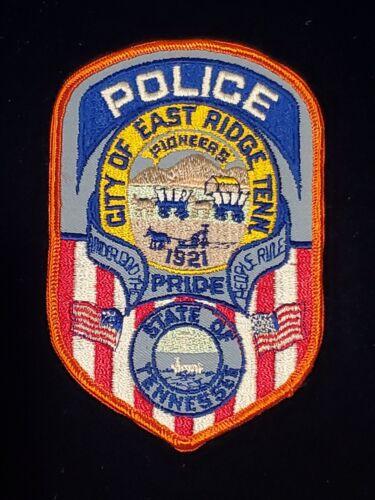 East Ridge Police Department Patch - Vintage - Rare
