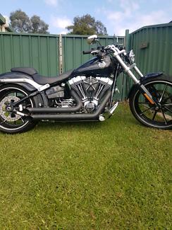 Harley davidson fxsb