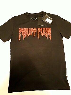 Philipp Plein Platinum CUT Gr.XL Neck Rock PP Weihnachts Angebot !!!!!! ()