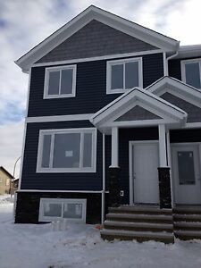 New Townhouse for rent in Blackfalds