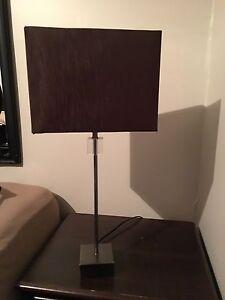 Bedside lamps (2)