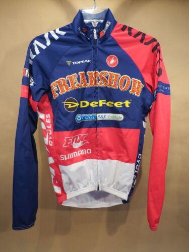 Freakshow Castelli Cycling Jacket | XXS | Stan