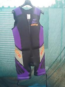 Barefoot Waterski wetsuit and Wakeboarding rope and Handle Peterborough Peterborough Area Preview