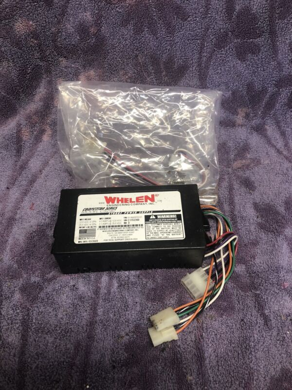 NEW WHELEN CS240 STROBE LIGHT POWER SUPPLY