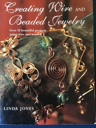 Creative Wire And Beading Jewelry Book