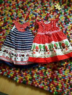 Size 2 girls dresses