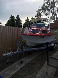 15ft fishing boat Craigieburn Hume Area Preview