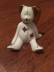 Royal Crown Derby Bunny Figurine